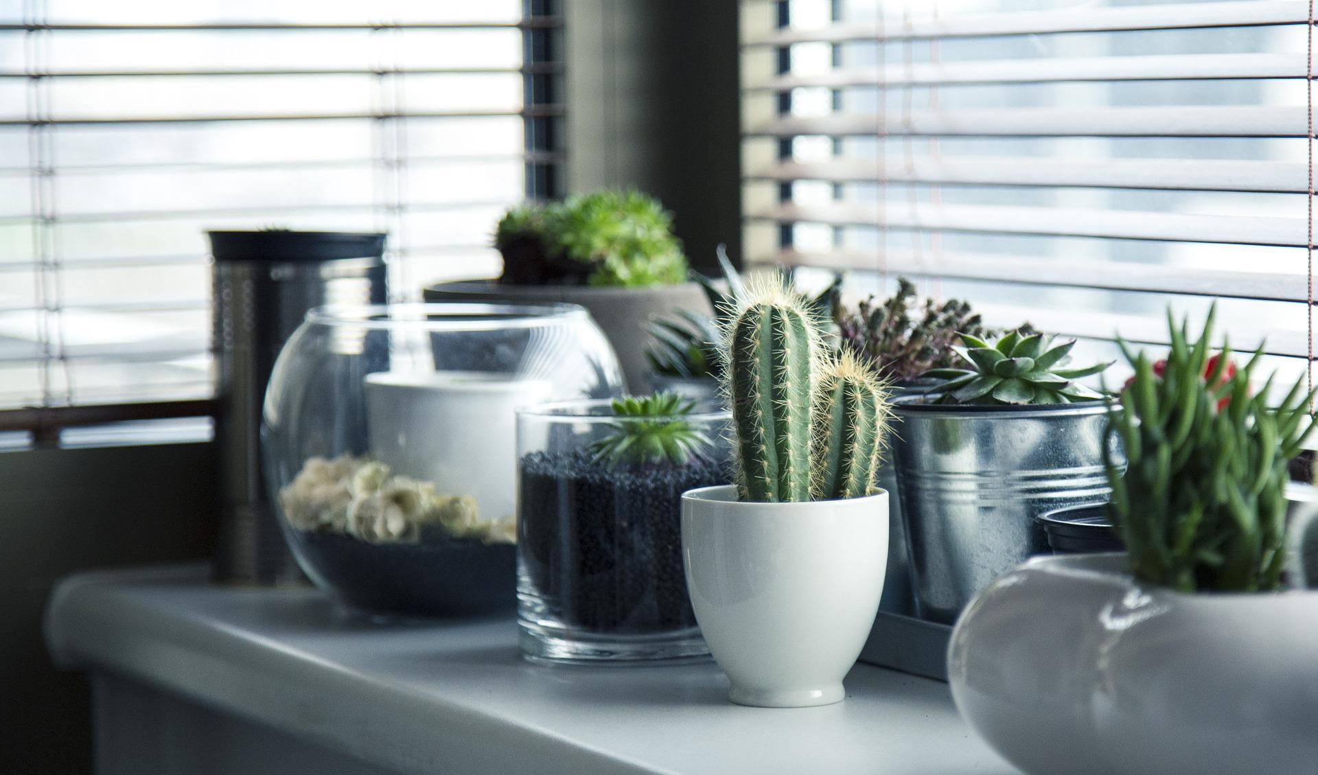 Om kunstige planter