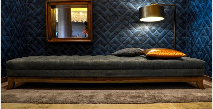 Daybeds kombinerer komfort og funktionalitet