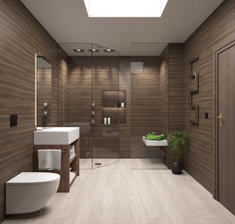 Trænger dit badeværelse til et nyt look?
