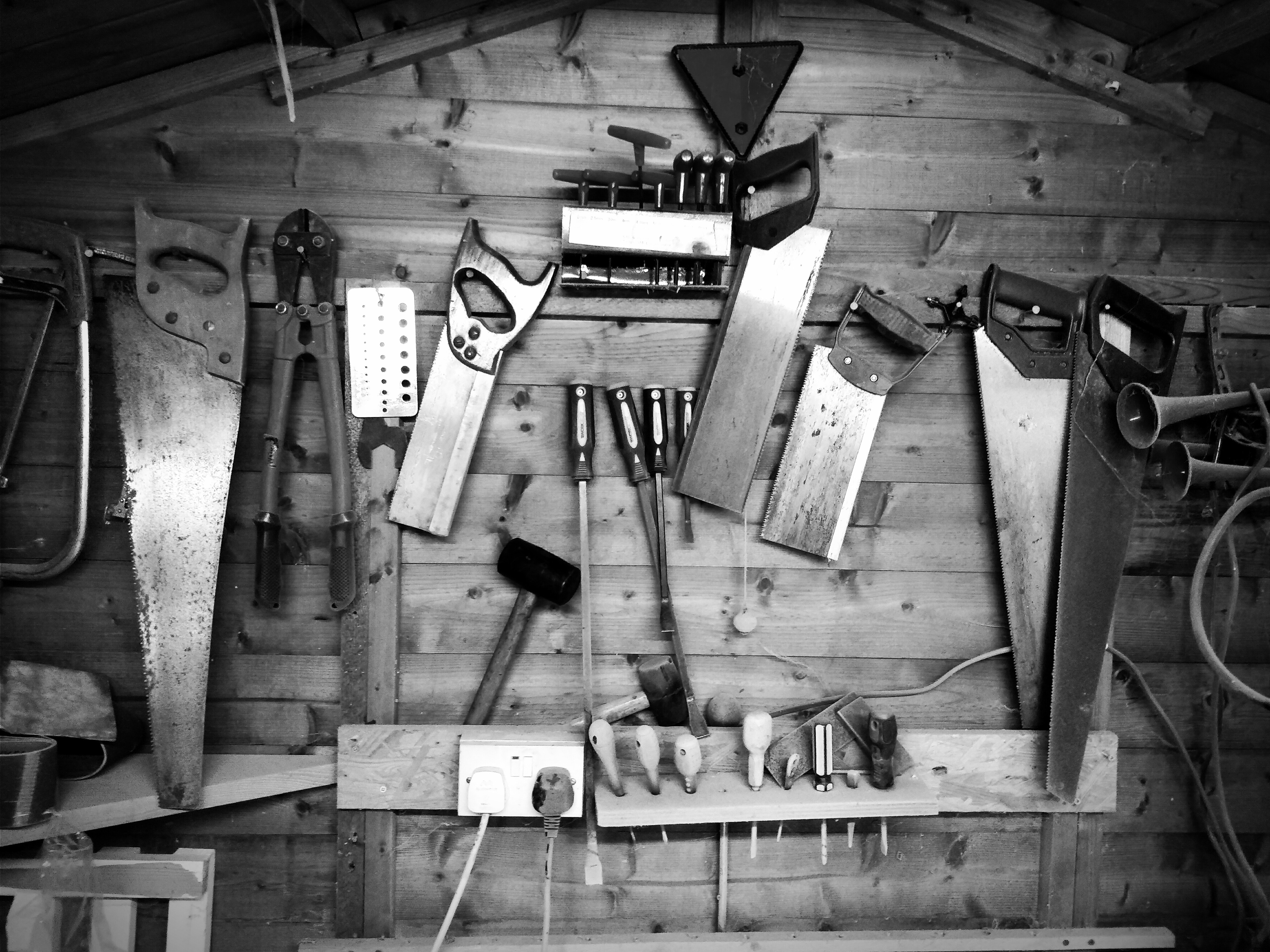 Pæn En nedstryger er uundværlig til gør-det-selv arbejde i hjemmet NR39